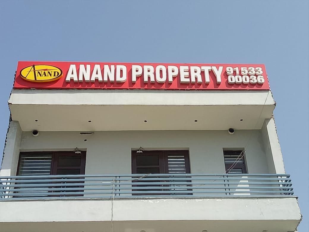Plot on sale in Aero City Mohali, Chandigarh, I Block, A, B, C, D, E, F, G