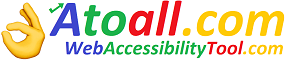 Web Accessibility for All Regional and Disabled Online Tools
